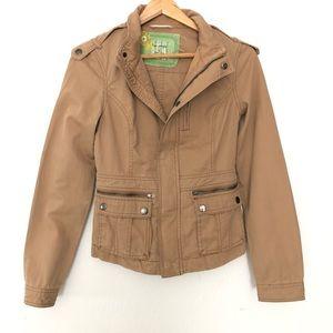 Free People cargo jacket size 2